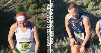 Cursa de muntanya de Tivissa: campionat de Catalunya amb un recorregut tècnic i exigent