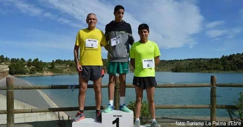 Celebrada la primera edició de la Cursa del Mussol de la Palma d'Ebre