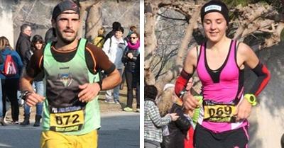 Jonatan Cuesta i Gemma Colomé guanyen la 7a Cursa del Pastisset de Benifallet