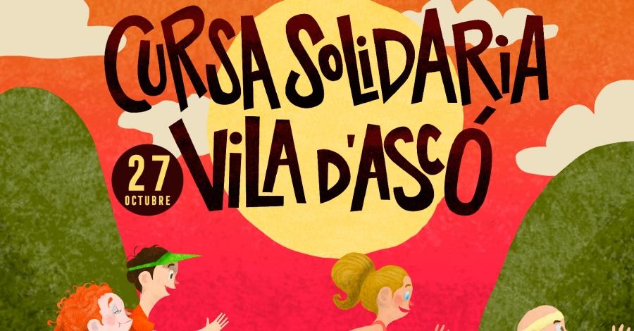 Cursa solidària Vila d'Ascó