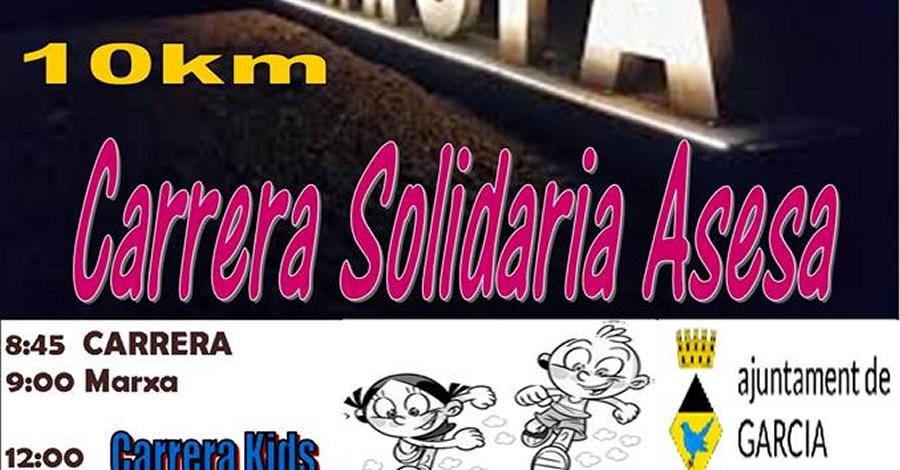 Cursa i marxa solidària contra el càncer infantil