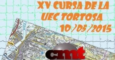 La cursa de la UEC Tortosa arriba a la 15ena edició