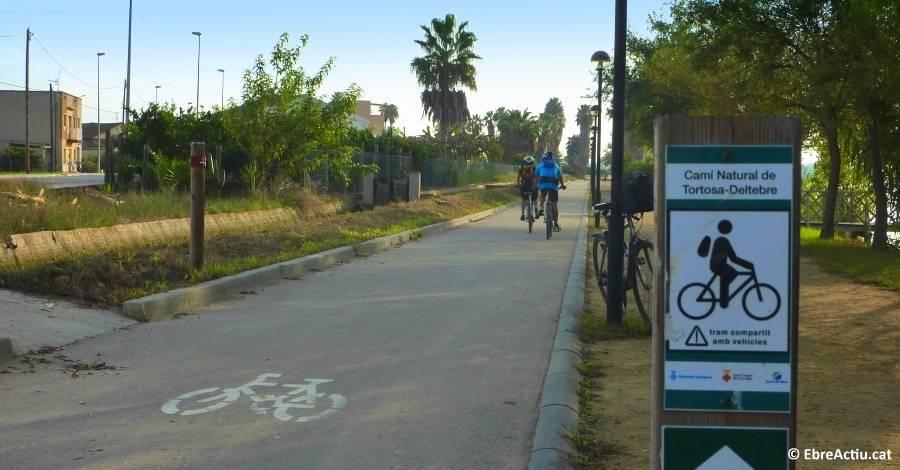 Empresaris turístics visitaran el parc natural del Luberon per consolidar el Baix Ebre com a destinació cicloturística