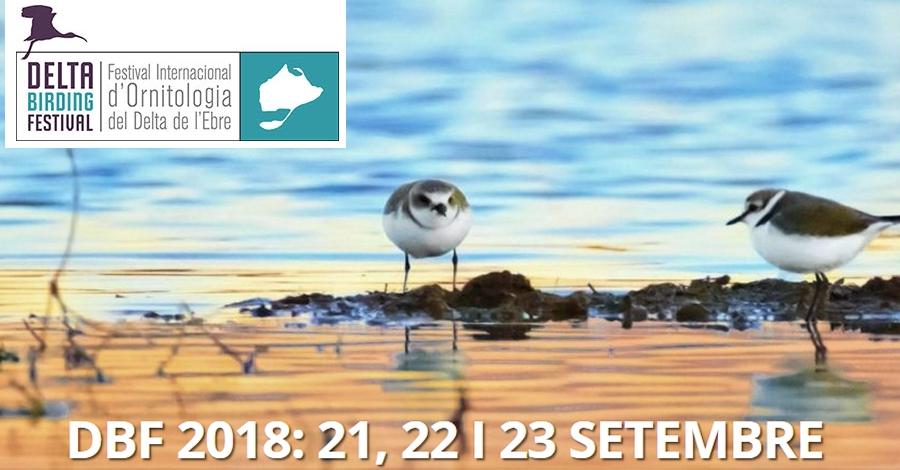 5è Delta Birding Festival 2018