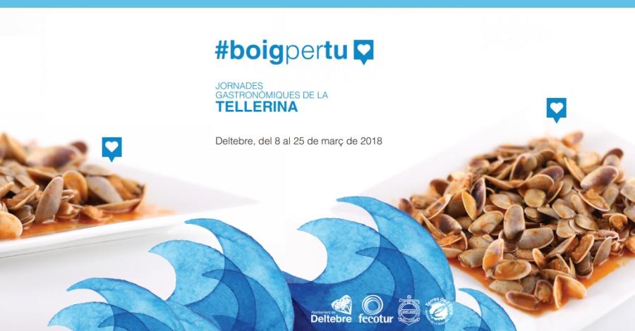 Deltebre enceta el cicle de gastronomia 2018 amb les jornades de la Tellerina