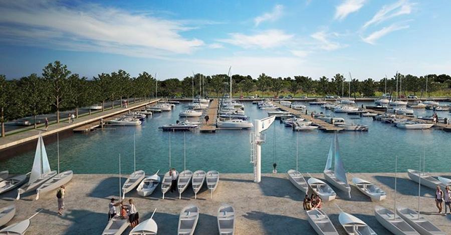 Deltebre projecta l'ampliació del Port per donar resposta a les demandes de noves embarcacions