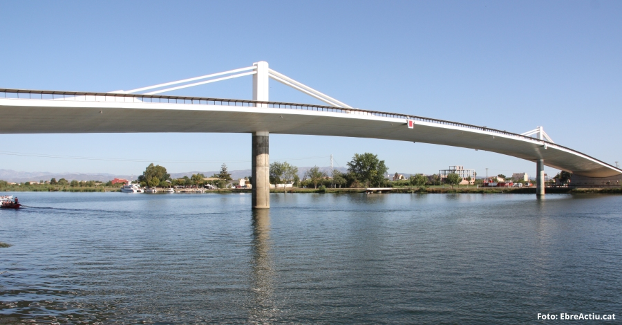 Deltebre s'obrirà al riu al voltant del pont Lo Passador
