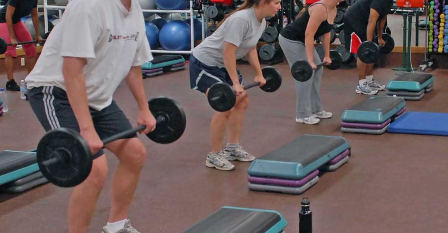 Preparació física i gimnassos