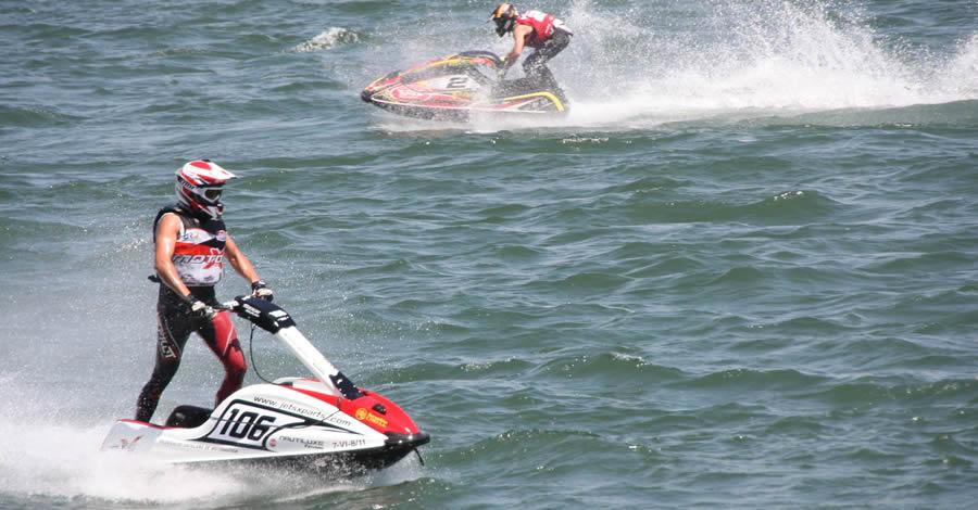 Lloguer de motos aquàtiques