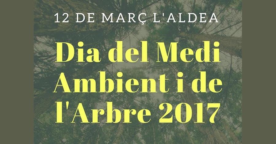 Dia del medi Ambient i de l'Arbre 2017 a l'Aldea