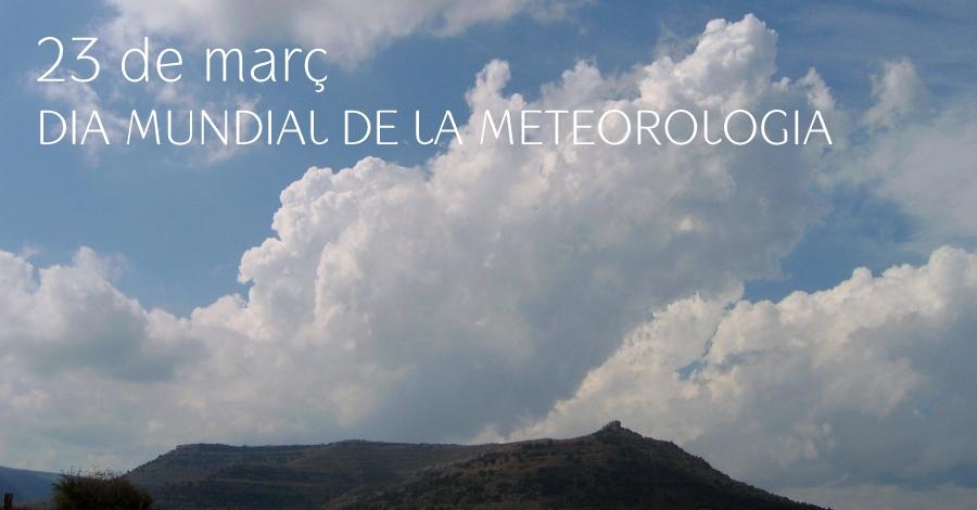 Dia Mundial de la Meteorologia