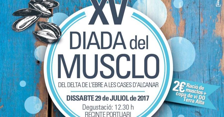 XV Diada del Musclo a les Cases d'Alcanar