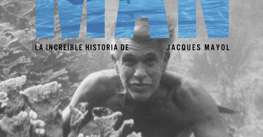 'Dolphin Man' el documental sobre la vida del bussejador Jacques Mayol