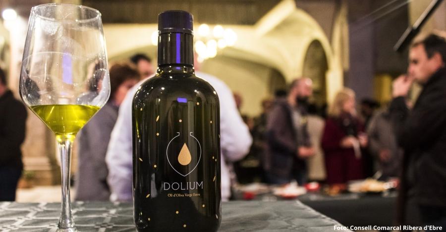 Gastronomia | L'oli riberenc Dolium s'estrena en fires a la FIO de Móra la Nova aquest cap de setmana
