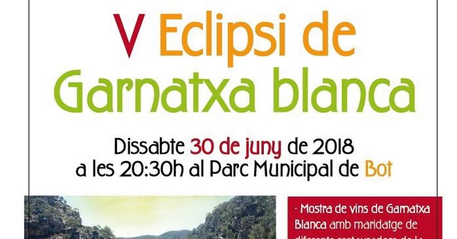 V Eclipsi Garnatxa blanca