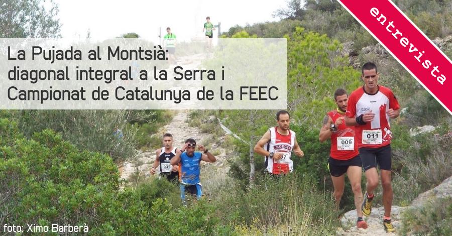 La Pujada al Montsià: diagonal integral a la Serra i Campionat de Catalunya de la FEEC