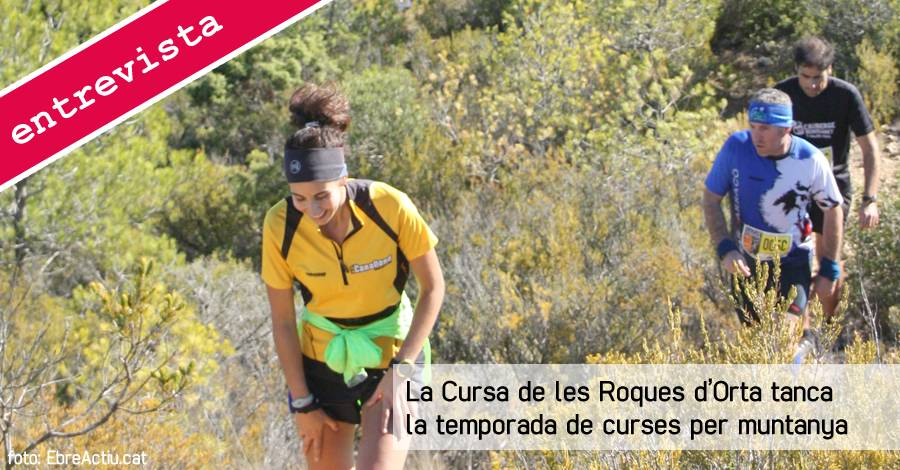 La Cursa de les Roques d'Orta tanca la temporada de curses per muntanya