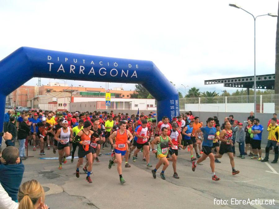 Recorrent la història amb la cursa d'Ulldecona | EbreActiu.cat, revista digital per a la gent activa