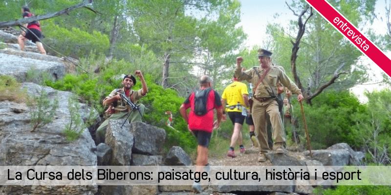 La Cursa dels Biberons: paisatge, cultura, història i esport