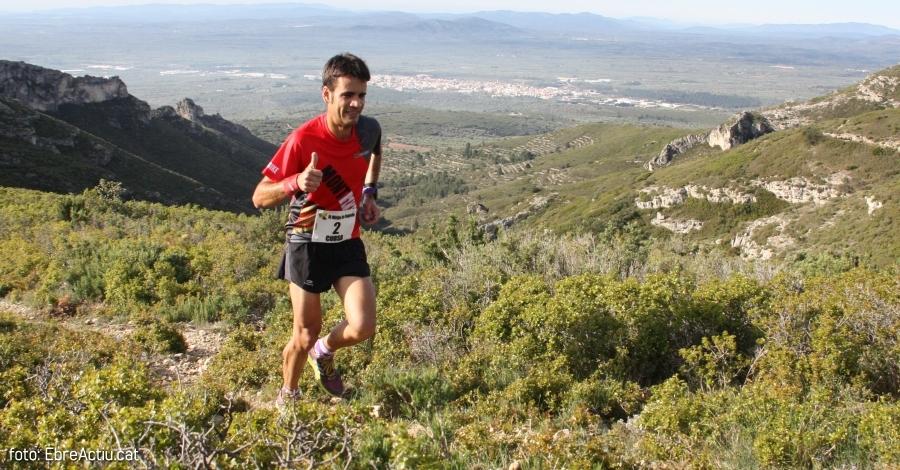 Lluisma Mas: «vaig començar a les curses per muntanya fa dos anys per evitar les lesions al córrer per l'asfalt»