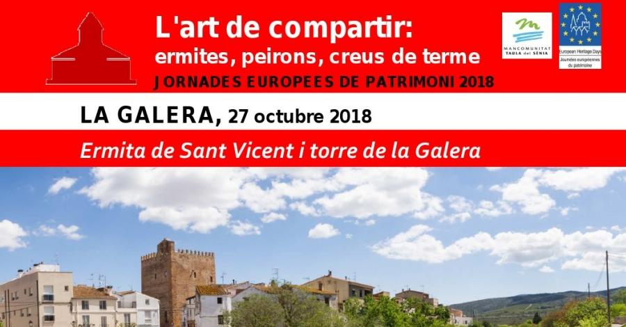 Ermita de Sant Vicent i torre de la Galera
