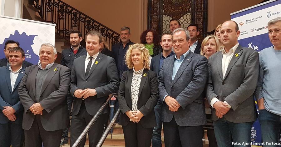 Constituïts els comitès executius i organitzadors dels World Sports Games Tortosa 2019