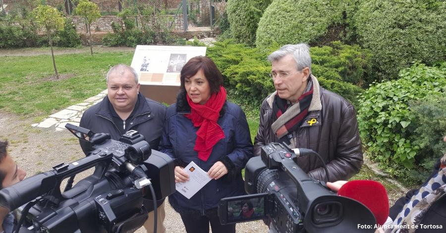 Tortosa presenta la 'Guia botànica dels Jardins del Príncep'