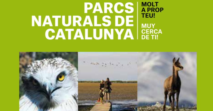 Natura   Publicada la nova Guia de Parcs Naturals de Catalunya 2018