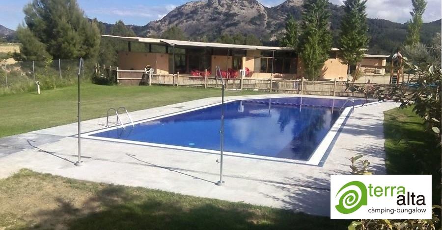 Càmping Terra Alta, per a gaudir d'unes bones vacances en un entorn familiar
