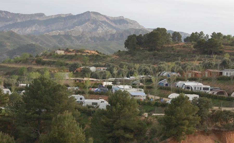 Càmping Terra Alta, per a gaudir d'unes bones vacances en un entorn familiar | EbreActiu.cat, revista digital per a la gent activa