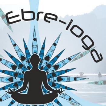 L'Ebre-ioga, una relaxada ruta en piragua | EbreActiu.cat, revista digital per a la gent activa
