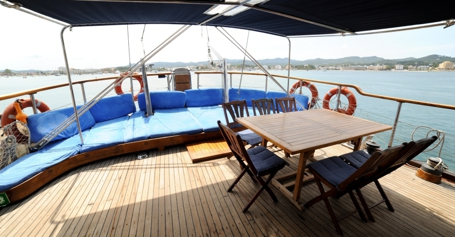 Green Gulet, el primer veler amb gestió sostenible