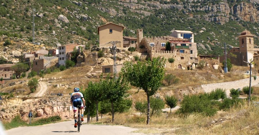 Rutes en bicicleta per un paisatge que enamora