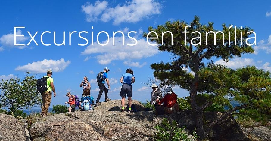 Excursions en Família: Sortida des del pont de les Caixetes fins a la serra de l'Avenc