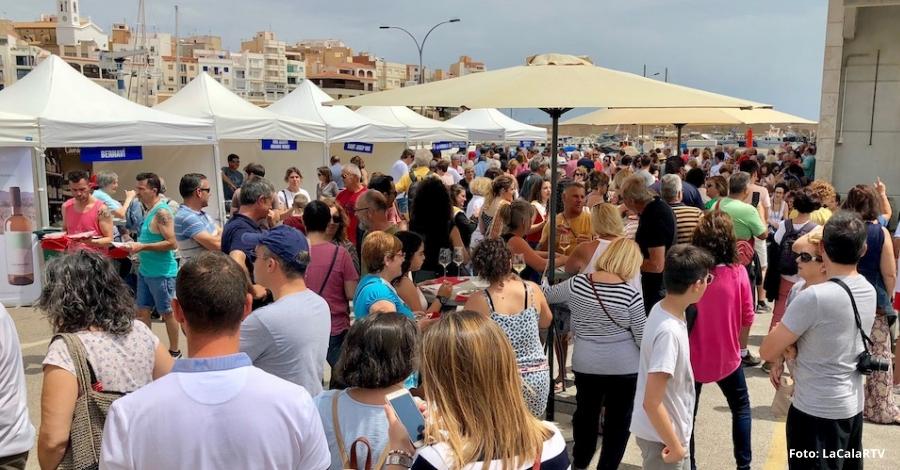 Èxit de participació a la 24a Diada dels Fideus Rossejats de l'Ametlla de Mar