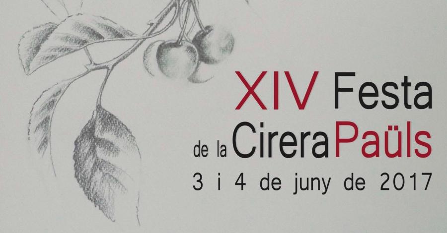 XIV Festa de la Cirera Paüls