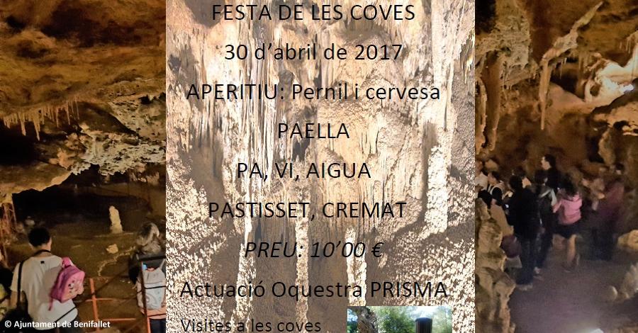 Festa de les Coves