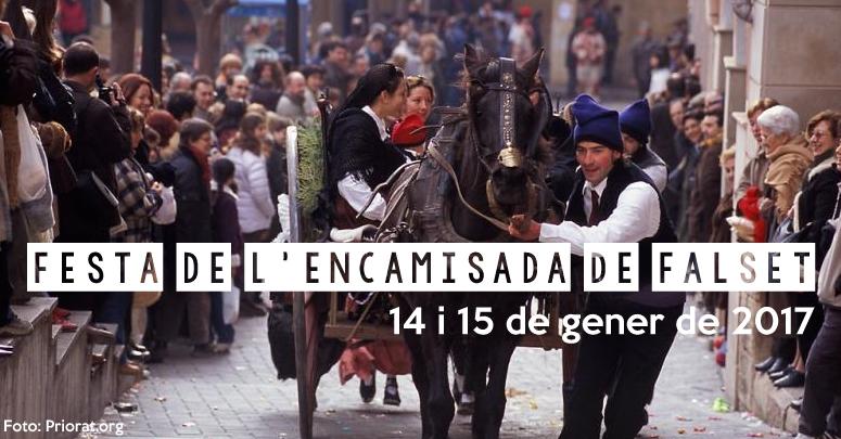 Festa de l'Encamisada a Falset