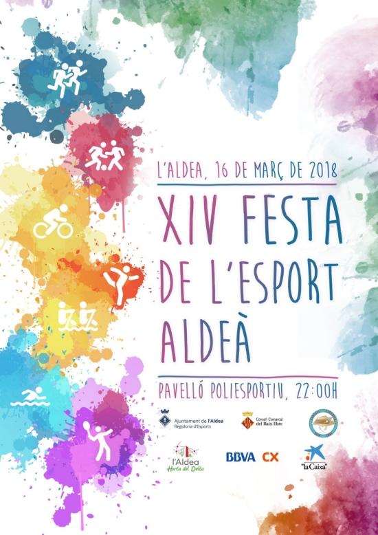 XIV Festa de l'Esport Aldeà