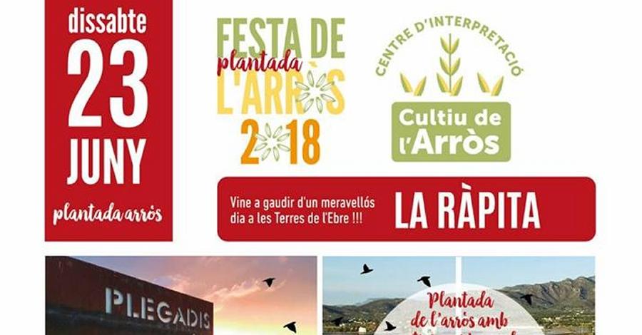 I Festa de la Plantada de l'Arròs de La Ràpita