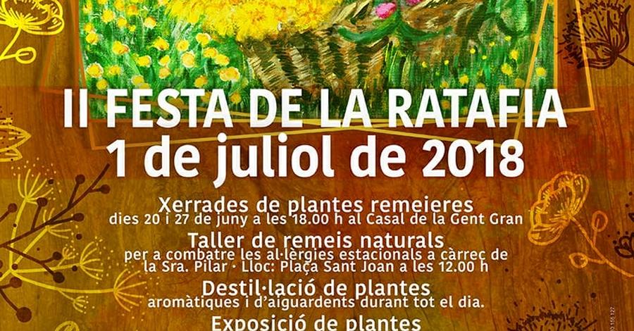 II Festa de la Ratafia de Rasquera