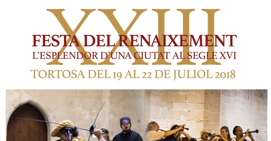 XXIII Festa del Renaixement