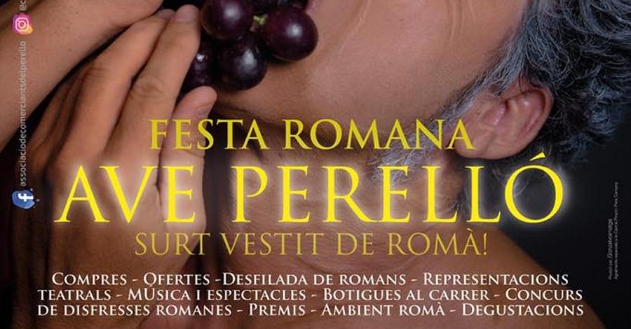 Festa romana AVE Perelló