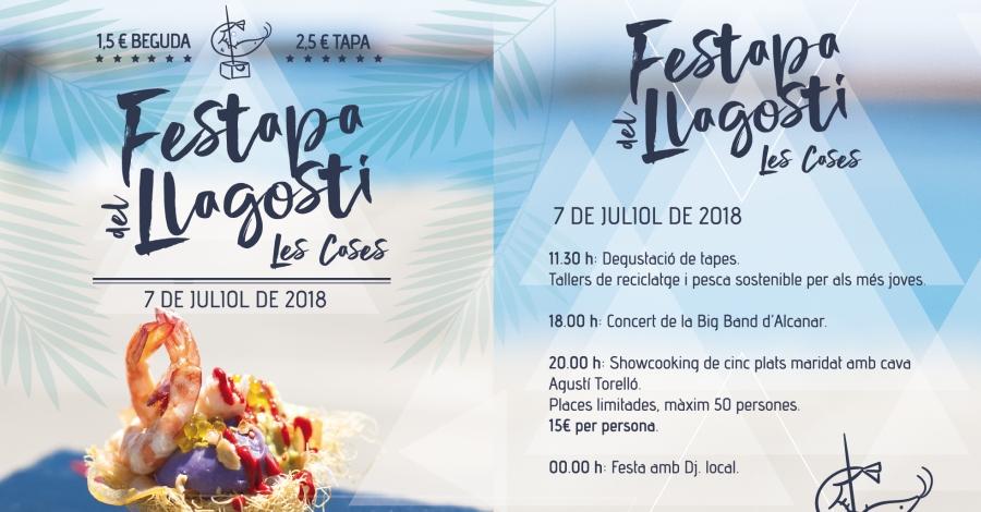 Festapa del Llagostí a Les Cases