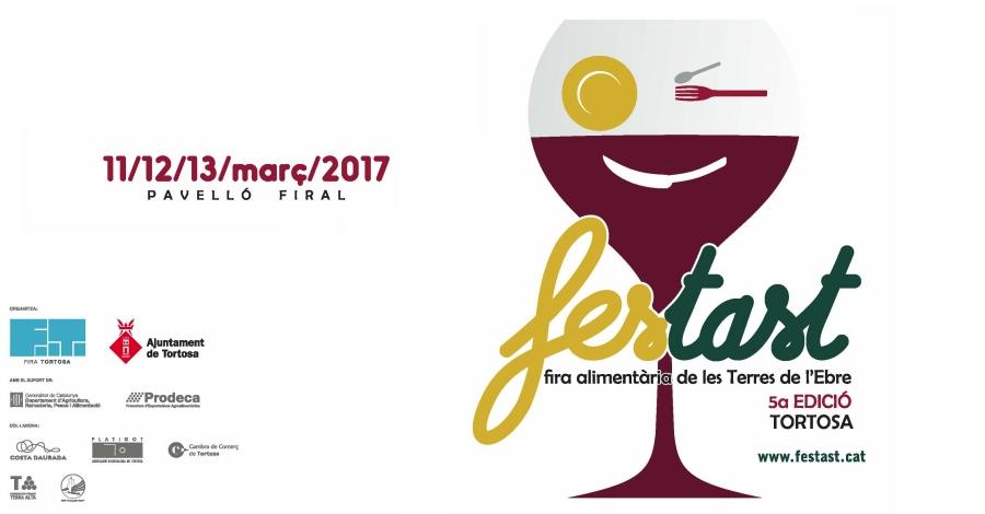 Tortosa presenta la 5a fira alimentària de les Terres de l'Ebre FESTAST