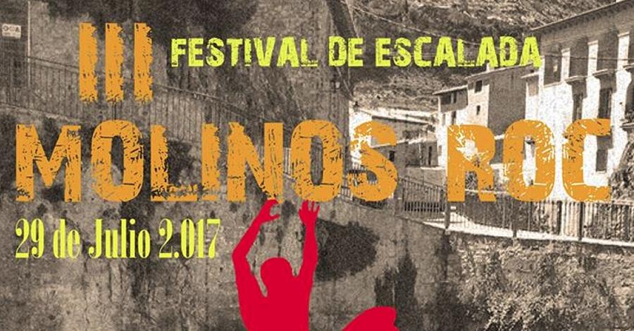 III Festival d'escalada Molinos Roc
