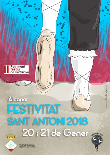 Festivitat de Sant Antoni d'Alcanar