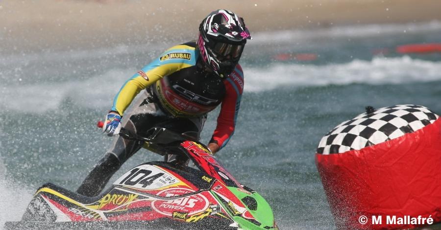 Final sobre pronòstic del Campionat de Catalunya de motos aquàtiques 2017