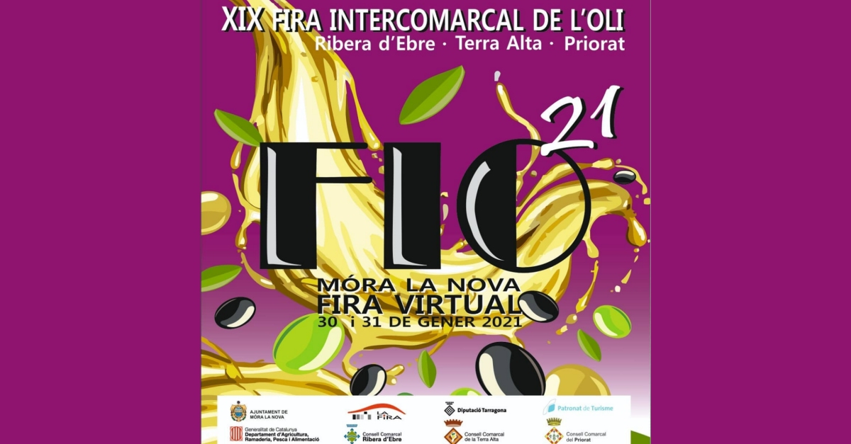 XIX Fira Intercomarcal de l'Oli 2021 - Virtual