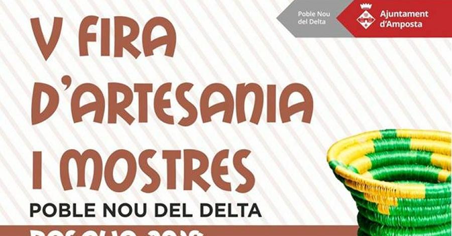 V Fira d'Artesania i Mostres